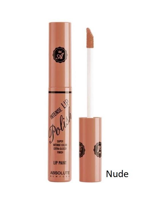 Absolute New York Intense Lip Polish- NFA88 Nude 6gr