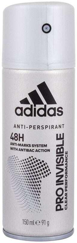 Adidas Pro Invisible 48H Antiperspirant 150ml (Deo Spray)