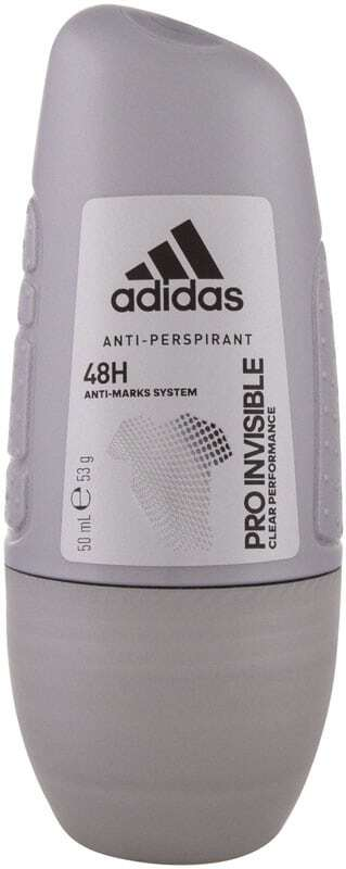 Adidas Pro Invisible 48H Antiperspirant 50ml (Roll-On)