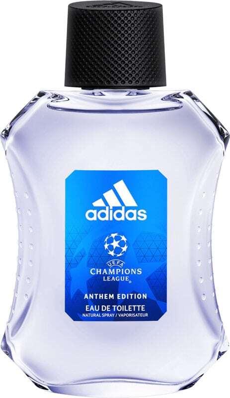 Adidas UEFA Champions League Anthem Edition Eau de Toilette 100ml