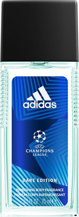 Adidas UEFA Champions League Dare Edition Deodorant 75ml (Deo Spray)