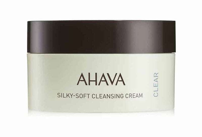 Ahava Clear Time To Clear Silky-Soft Cleansing Cream 100ml