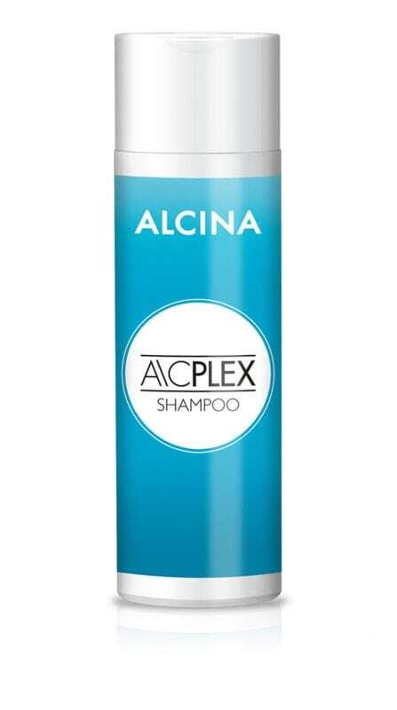 Alcina A/C Plex Shampoo 200ml (Colored Hair - Damaged Hair)