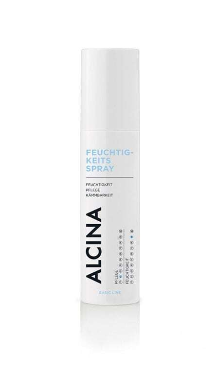 Alcina Curl Moisture Spray Leave-in Hair Care 125ml (Curly Hair)