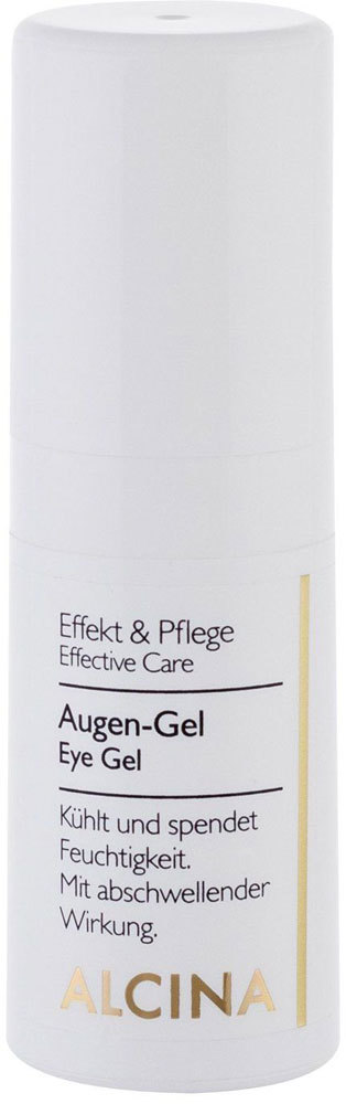 Alcina Effective Care Eye Gel 15ml (For All Ages)