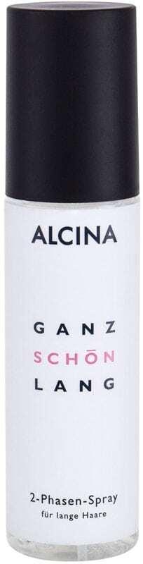 Alcina Ganz Schön Lang Leave-in Hair Care 125ml (Damaged Hair - Dry Hair)