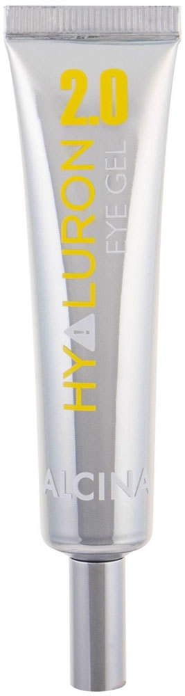 Alcina Hyaluron 2.0 Eye Gel 15ml (For All Ages)