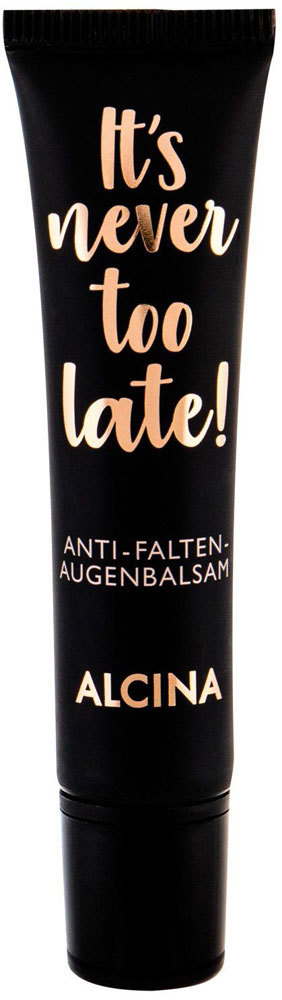Alcina It´s Never Too Late! Eye Balm 15ml (Wrinkles)