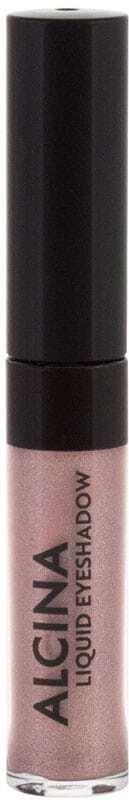 Alcina Liquid Eyeshadow Eye Shadow Sparkling Rose 6ml