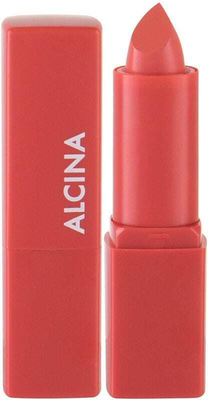 Alcina Pure Lip Color Lipstick 04 Poppy Red 3,8gr