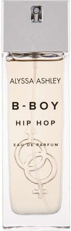 Alyssa Ashley Hip Hop B-Boy Eau de Parfum 50ml