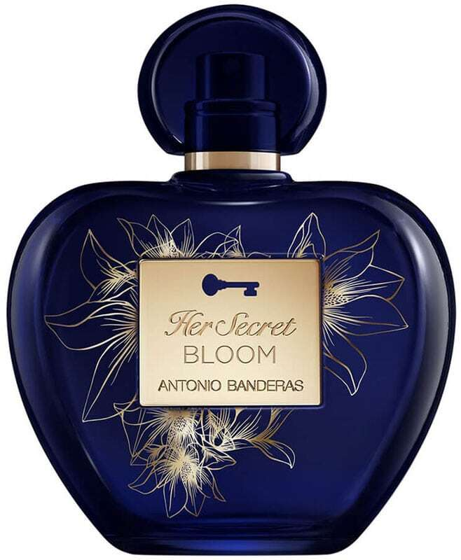 Antonio Banderas Her Secret Bloom Eau de Toilette 80ml