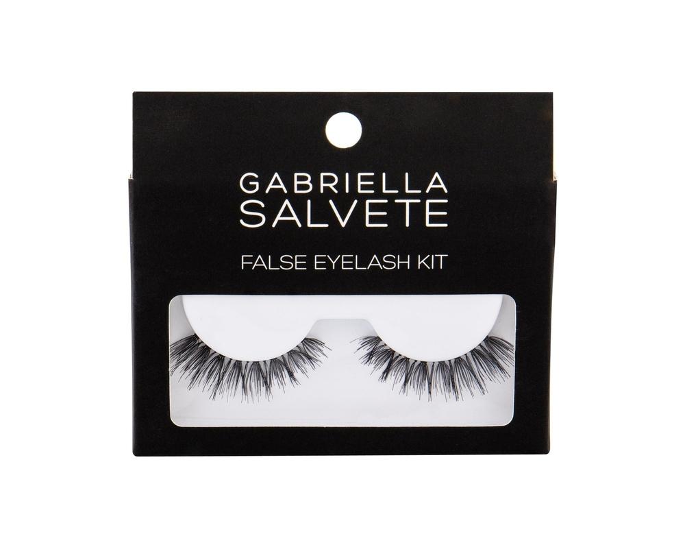Gabriella Salvete False Eyelashes False Eyelashes 1pc Spf30 Black