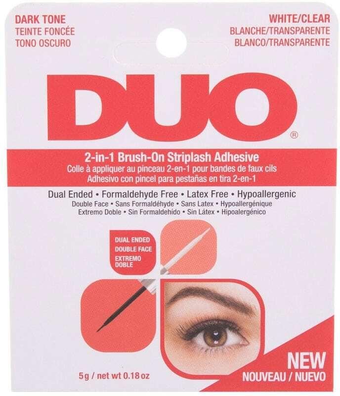 Ardell Duo 2-in-1 Brush-On Striplash Adhesive False Eyelashes 5gr
