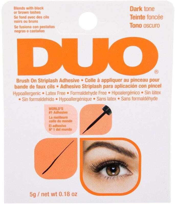 Ardell Duo Brush On Striplash Adhesive Dark Tone False Eyelashes 5gr