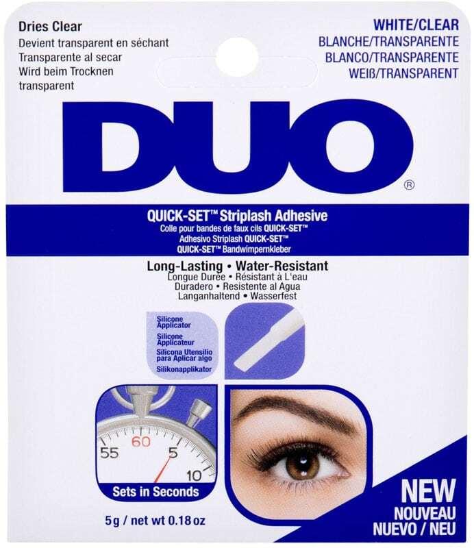 Ardell Duo Quick-Set™ Striplash Adhesive False Eyelashes 5gr
