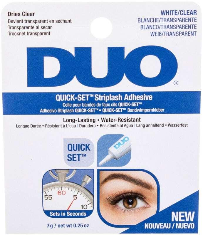 Ardell Duo Quick-Set™ Striplash Adhesive False Eyelashes 7gr