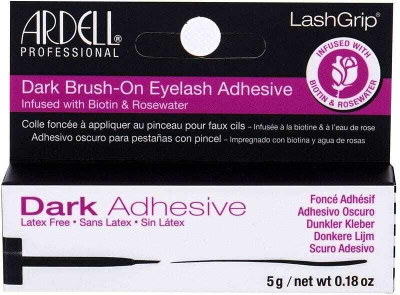 Ardell LashGrip Dark Adhesive False Eyelashes 5gr