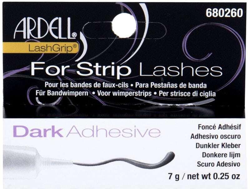 Ardell LashGrip Dark Adhesive False Eyelashes 7gr