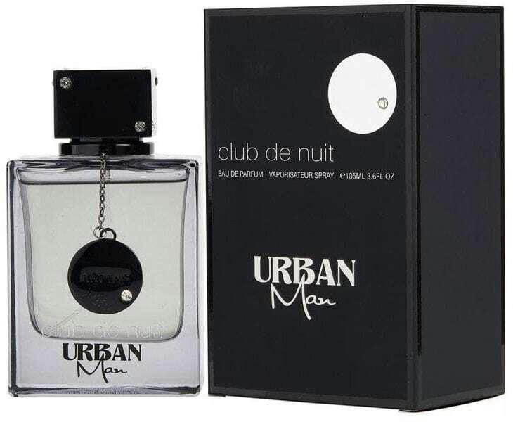 Armaf Club de Nuit Urban Eau de Parfum 105ml