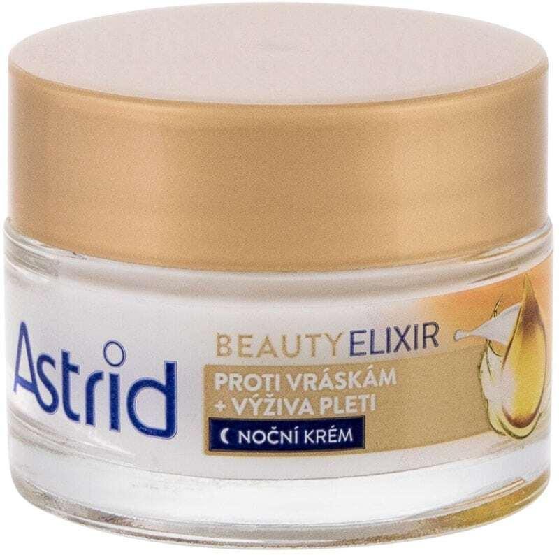 Astrid Beauty Elixir Night Skin Cream 50ml (First Wrinkles - Wrinkles)