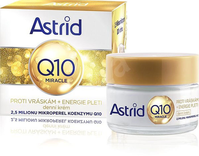 Astrid Q10 Miracle Day Cream 50ml (Wrinkles)