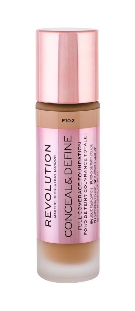 Makeup Revolution London Conceal Define Makeup 23ml F10,2