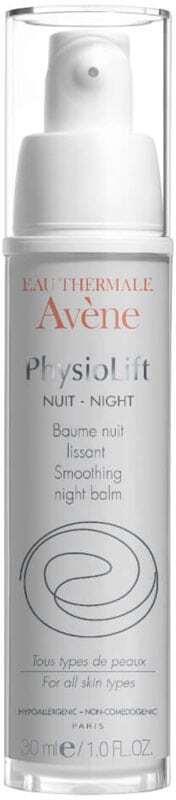 Avene PhysioLift Night Balm Night Skin Cream 30ml (Wrinkles)