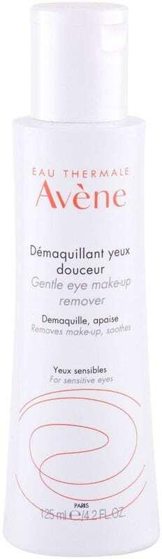 Avene Sensitive Skin Gentle Eye Makeup Remover 125ml (Alcohol Free)