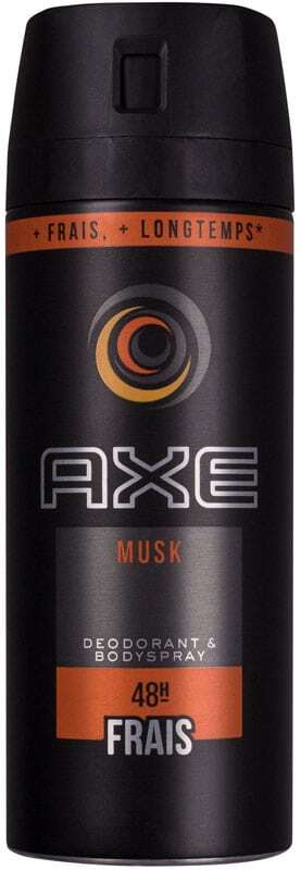 Axe Musk Deodorant 150ml (Deo Spray)