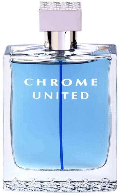 Azzaro Chrome United Eau de Toilette 100ml