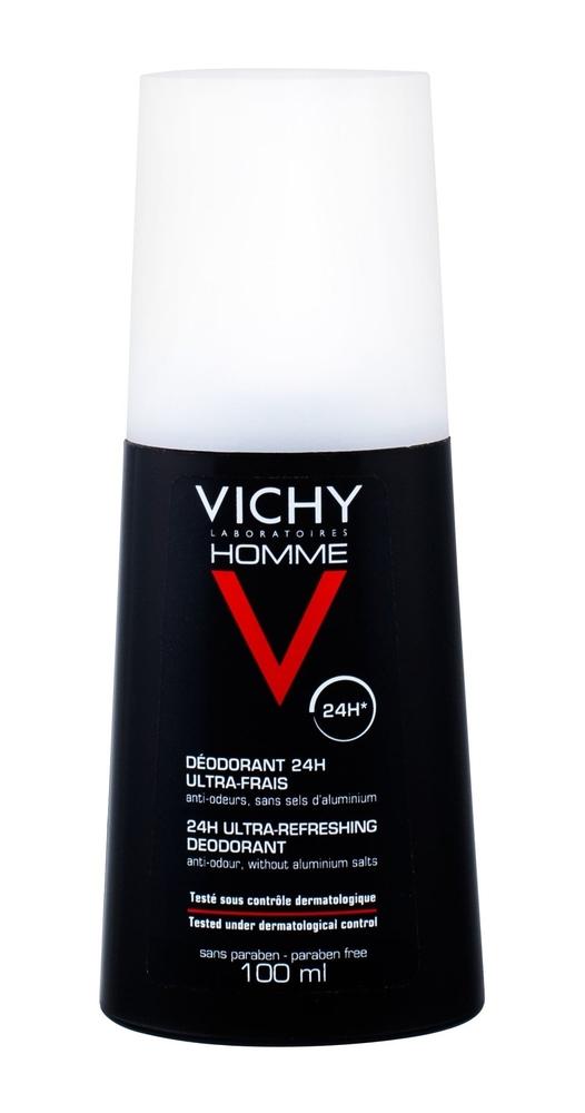 Vichy Homme Deodorant 100ml (Deo Spray)