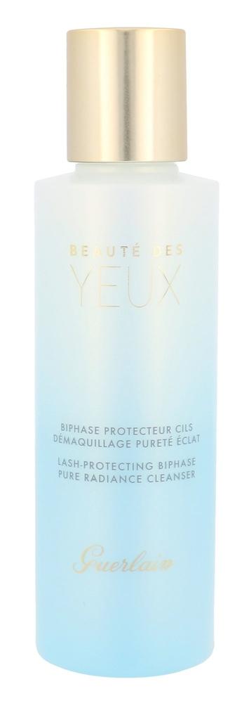 Guerlain Beaute Des Yeux Pure Radiance Cleanser Eye Makeup Remover 125ml