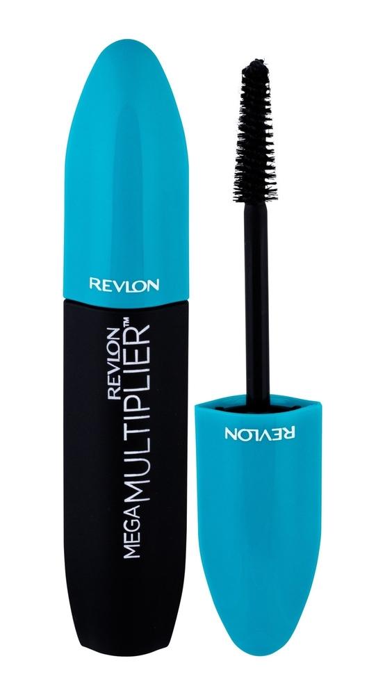 Revlon Mega Multiplier Mascara 8,5ml 801 Blackest Black