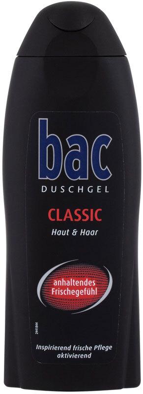 Bac Classic Shower Gel 250ml