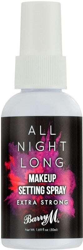 Barry M All Night Long Make - Up Fixator 50ml