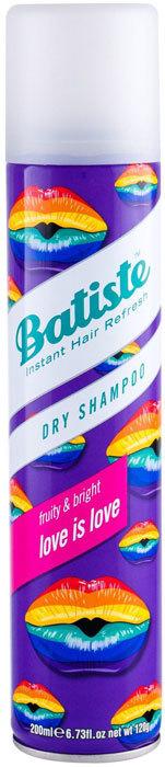 Batiste Love Is Love Dry Shampoo 200ml (Oily Hair - All Hair Types)