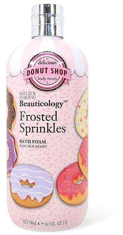 Baylis & Harding Beauticology Frosted Sprinkles Bath Foam 500ml