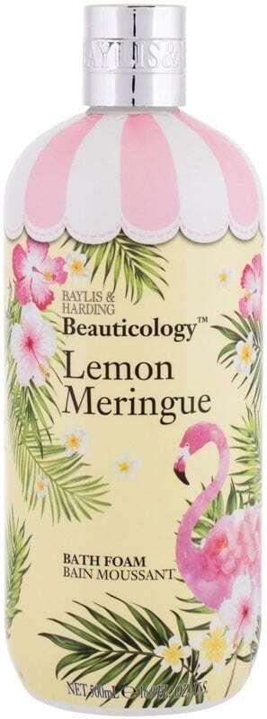 Baylis & Harding Beauticology Lemon Meringue Bath Foam 500ml