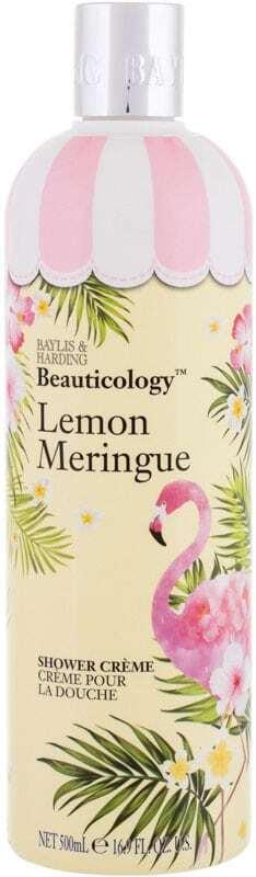 Baylis & Harding Beauticology Lemon Meringue Shower Cream 500ml
