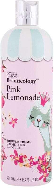 Baylis & Harding Beauticology Pink Lemonade Shower Cream 500ml