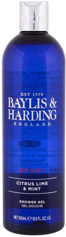 Baylis & Harding Citrus Lime & Mint Sport Shower Gel 500ml