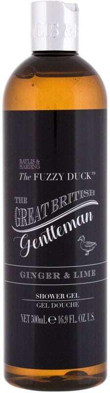 Baylis & Harding The Fuzzy Duck Ginger & Lime Shower Gel 500ml