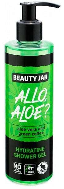 "Beauty Jar ""ALLO ALOE?"" Αφρόλουτρο ενυδάτωσης 250ml"