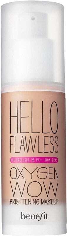 Benefit Hello Flawless Oxygen Wow SPF25 Makeup Honey 30ml