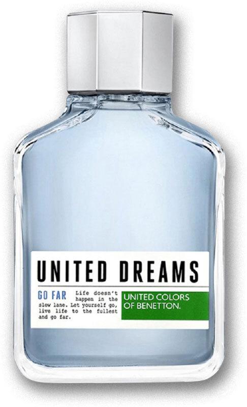 Benetton United Dreams Go Far Eau de Toilette 100ml
