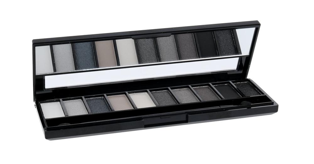 Gabriella Salvete Palette 10 Shades Eye Shadow 12gr 03 Grey
