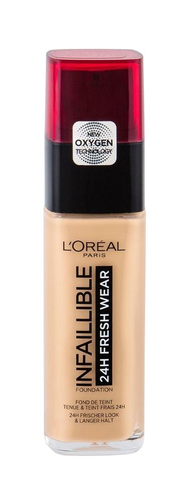 Loreal-makeup Infallible 24h Fresh Wear Foundation 140 30ml