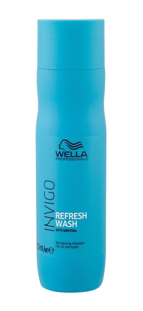 Wella Wpc Invigo Balance Refresh Wash Shampoo 250ml
