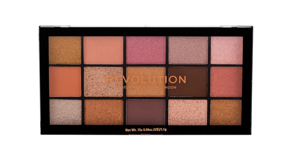 Makeup Revolution London Re-loaded Eye Shadow 16,5gr Fundamental